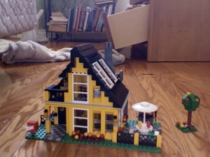 I really do think Legos are awesome