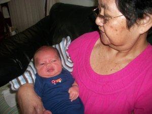newborn otis 1