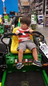 lawn mower toddler
