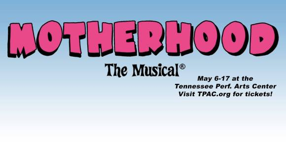 motherhood the musical logo